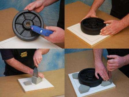 Этап 1. Изготовление образца для производства матрицы или для литья форм