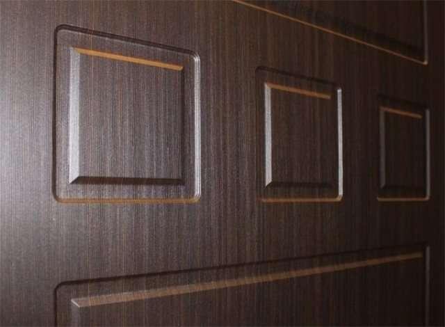Панели делаются из обработанных древесных волокон с добавлением связующих веществ.