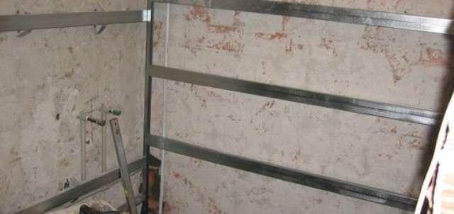 Обрешетка для стеновых панелей пвх своими руками 91