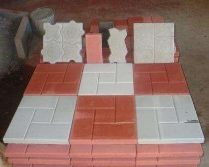 Оборудование для изготовления тротуарной плитки