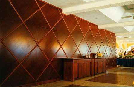 Деревянные панели – идеальный выбор для внутренней отделки стен