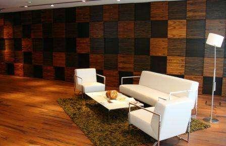 Преимущества деревянных панелей