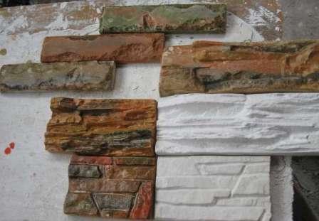 Изготовление отделочного камня своими руками
