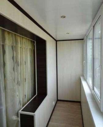 Этап 1. Утепление балкона перед обшивкой