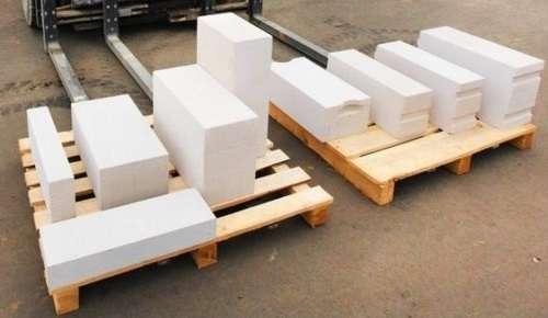 газосиликатные блоки технические характеристики