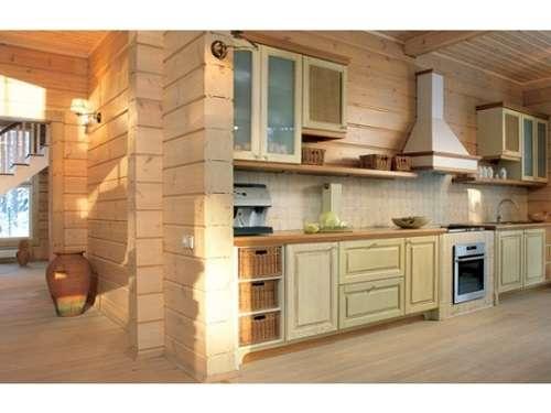 примеры внутренней отделки загородного дома