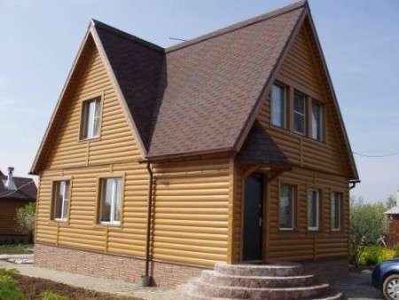 как выбрать сайдинг для деревянного дома