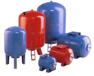 гидроаккумулятор для систем водоснабжения устройство и принцип работы