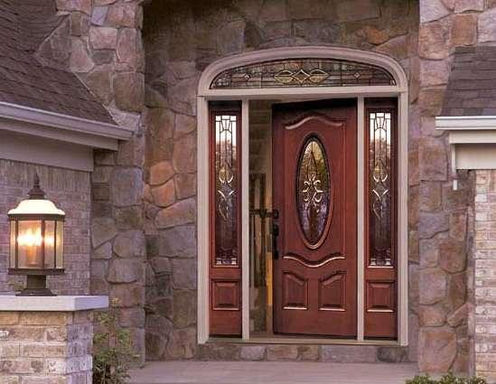 входные двери для загороднего дома
