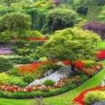 Как сделать садовый участок красивым: Простые и интересные рекомендации для наших читателей