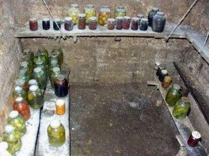 как построить погреб для хранения овощей своими руками