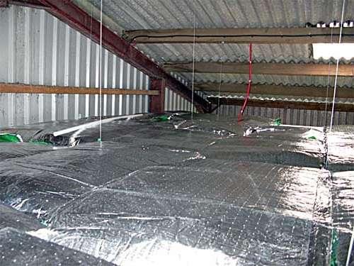 Пенофол – очень хороший теплоизоляционный материал, который используется как дополнение к основному утеплению