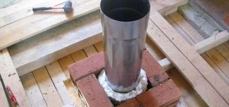 Как правильно утеплить трубу дымохода: полезные советы и особенности работы