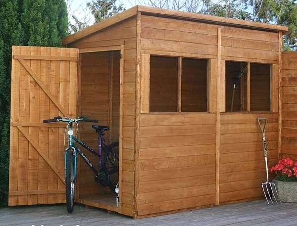 чтобы построить простую конструкцию не нужно обладать строительными навыками