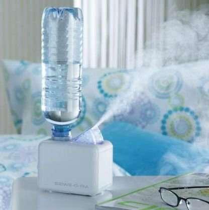 Увлажнители воздуха могут привести к пресыщению воздуха молекулами воды, а это будет иметь следующие последствия: