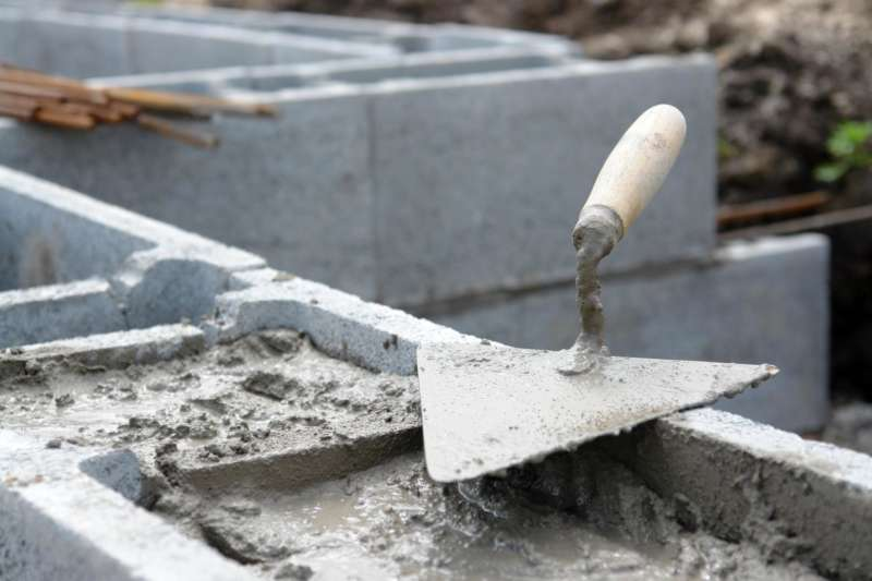 марки бетона и их характеристики таблица